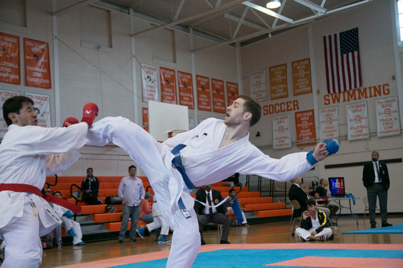 Traditional Karate Tournament
