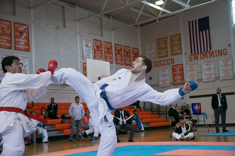 Traditional Karate Tournament