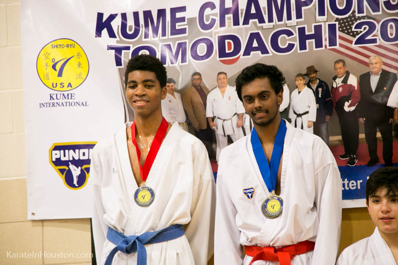 Kume International Karate Championship Tomodachi 2017
